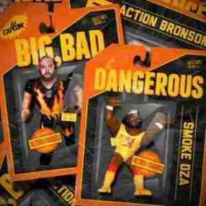 Instrumental: Smoke DZA - Big, Bad & Dangerous Ft.  Action Bronson